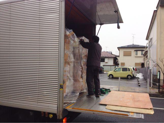 イタリアからメインの船便が届きましたよ!_f0226051_11234753.jpg