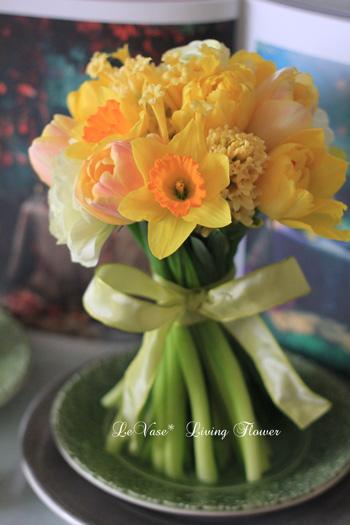 球根系のお花たちで_e0158653_23531971.jpg