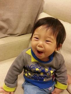 息子が一歳になりました!_e0122770_16262511.jpg