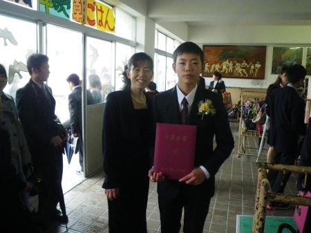 卒業式_b0311285_18231507.jpg