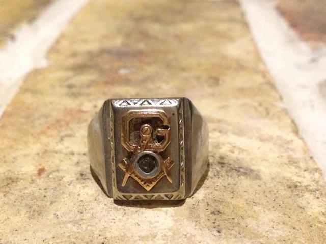 神戸店3/22(土)雑貨&小物入荷!#2 Freemason,Airborne,School Ring!!!(T.W.神戸店)_c0078587_0494448.jpg