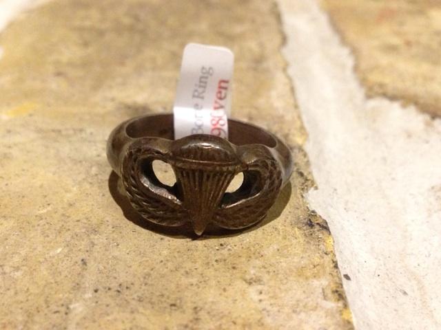 神戸店3/22(土)雑貨&小物入荷!#2 Freemason,Airborne,School Ring!!!(T.W.神戸店)_c0078587_0523582.jpg