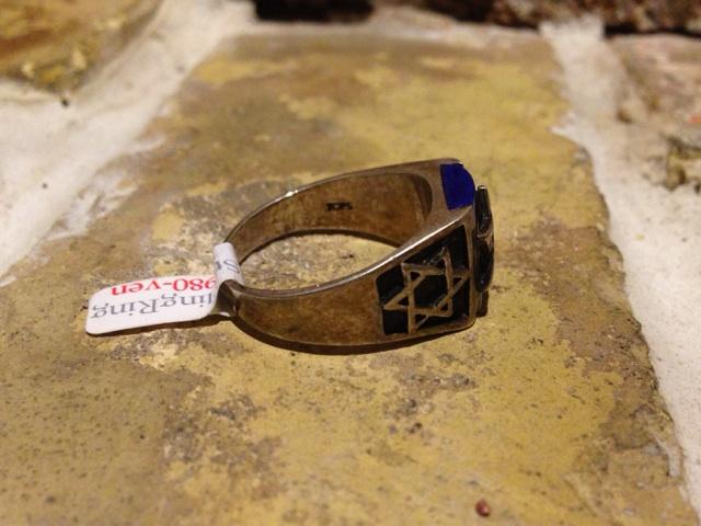 神戸店3/22(土)雑貨&小物入荷!#2 Freemason,Airborne,School Ring!!!(T.W.神戸店)_c0078587_0542953.jpg
