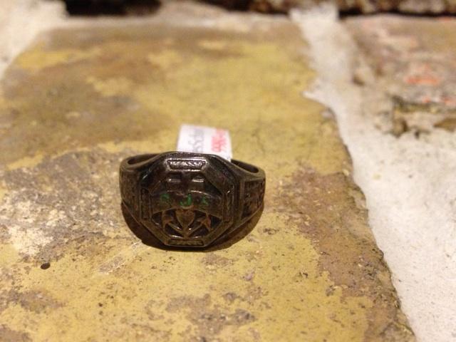 神戸店3/22(土)雑貨&小物入荷!#2 Freemason,Airborne,School Ring!!!(T.W.神戸店)_c0078587_055223.jpg
