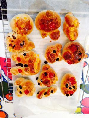 パン作り&クッキー作りクラス_a0171498_20485778.jpg