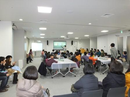 2014/03/08 ペーパークロマトグラフィー@東芝未来科学館_f0240709_12552345.jpg