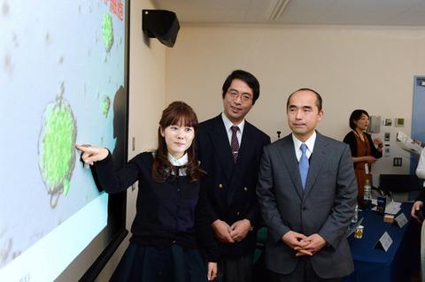 もう理研はダメかもナ、解体あるのみ!?:これもまた電通NHKの捏造仕込みだった!?_e0171614_18463938.jpg