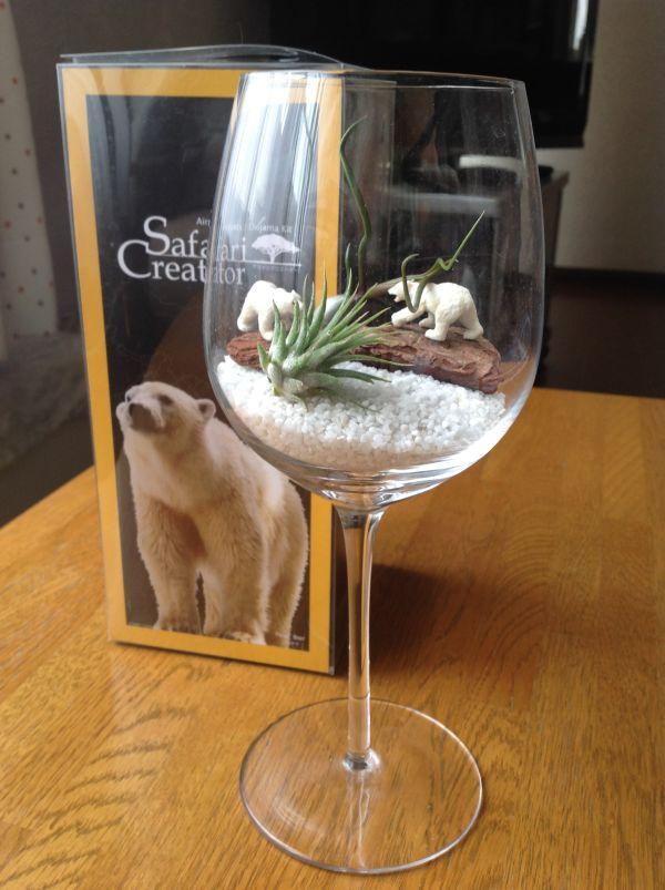 ワイングラスの中のジオラマ_c0025115_21555124.jpg