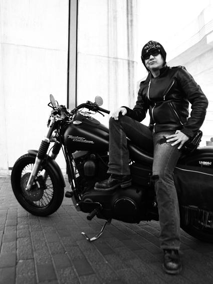 田中 良輔 & Harley-Davidson FXDB STREET BOB(2014 0308)_f0203027_12115579.jpg