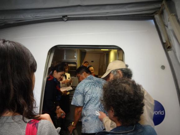 2013年11月親連れハワイ旅行~四日目・朝食そして帰国へ編♪_d0219834_6191184.jpg
