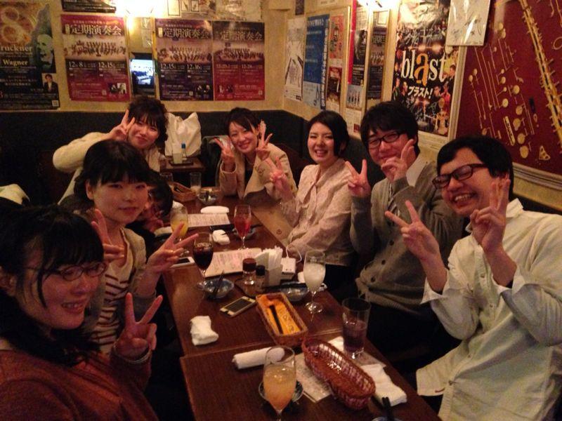 3月20日(木)東北福祉大卒業式3次会_b0206845_15311880.jpg