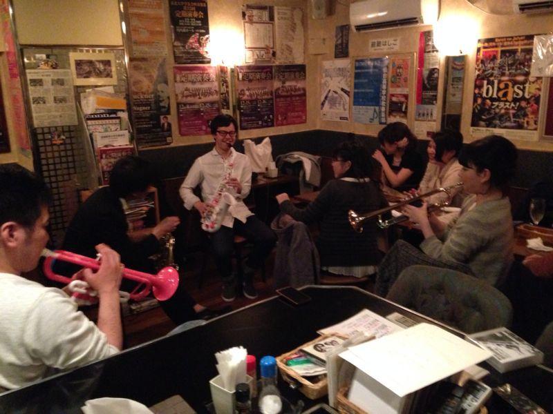 3月20日(木)東北福祉大卒業式3次会_b0206845_15311993.jpg
