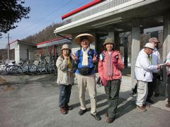 下諏訪から第一歩・お茶壺道中第1回_f0019247_11591723.jpg