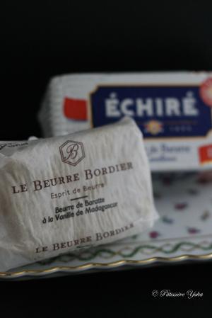 パリから届いたバターを使って_c0138180_2057109.jpg