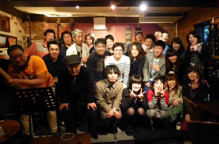 3月16日、今年初めてのカラフルライブでした♪ ライブレポpart2★_e0188087_12151936.jpg