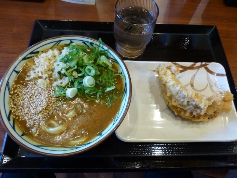 丸亀製麺    中山寺店_c0118393_17434717.jpg