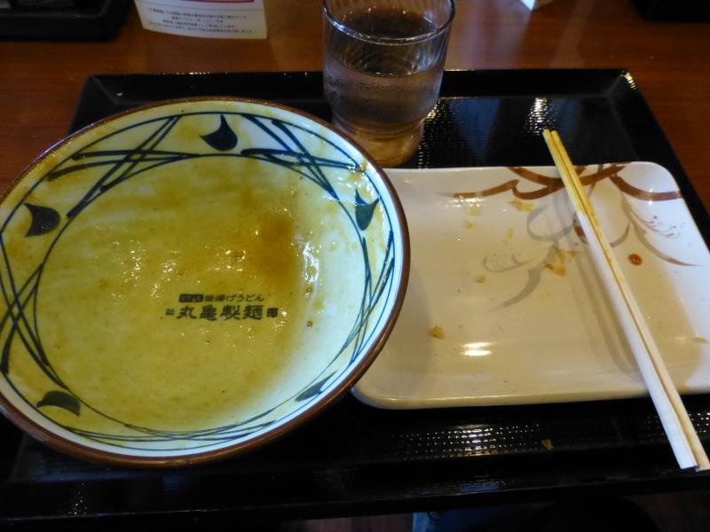 丸亀製麺    中山寺店_c0118393_1832433.jpg