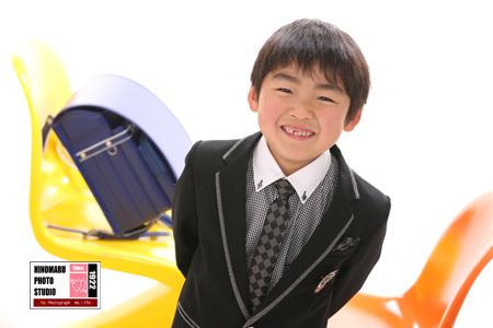 レントくん☆入学式_b0203705_16563623.jpg