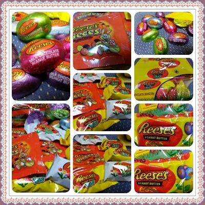 リーセスのピーナツバターチョコレート♪_d0219834_449181.jpg
