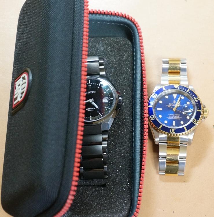海外旅行用腕時計携帯ケース_b0233441_17215058.jpg