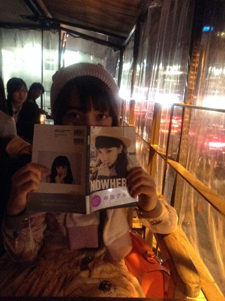 ふたたび東京へ avec manon n°3 夜会_a0262845_13282583.jpg