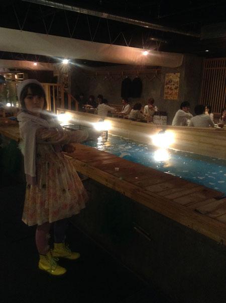 ふたたび東京へ avec manon n°3 夜会_a0262845_13483867.jpg