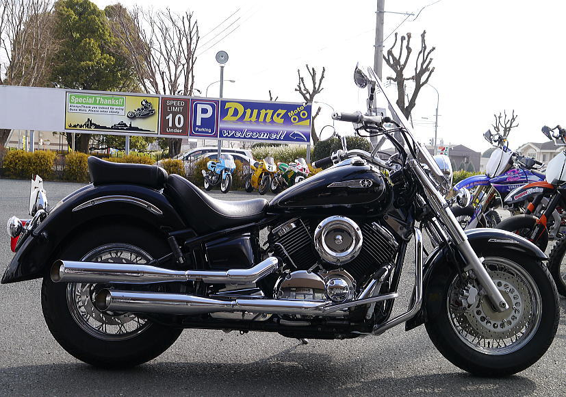 中古車輌 ドラッグスター 1100 classic_f0178858_1720314.jpg