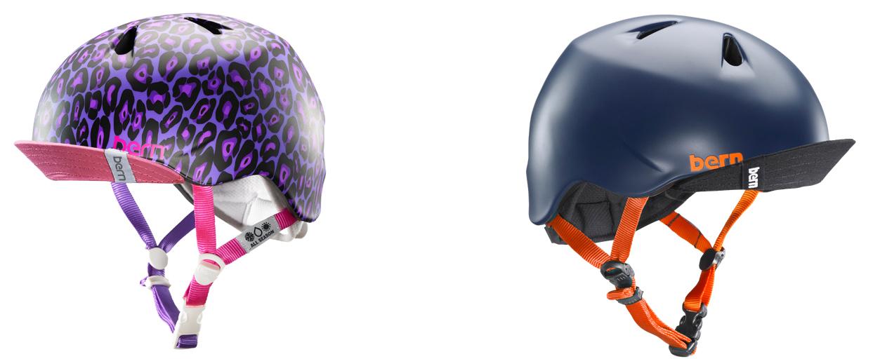 「bern helmet WATT、NINO、NINA」_f0208675_1833437.jpg
