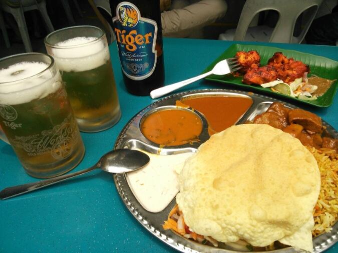 シンガポールの休日☆2日目;オットは南星の麺が好きらしい。_c0212604_5293046.jpg