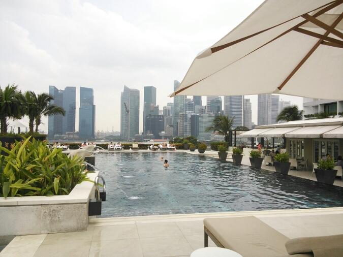 シンガポールの休日☆2日目;オットは南星の麺が好きらしい。_c0212604_5341032.jpg