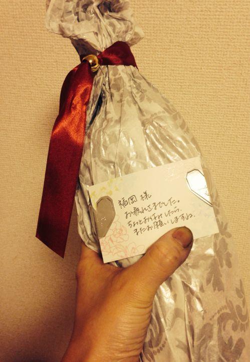 ありがとうございます(^O^)_f0323213_2394377.jpg