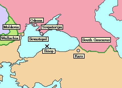 ロシア教科書に見るクリミア戦争...