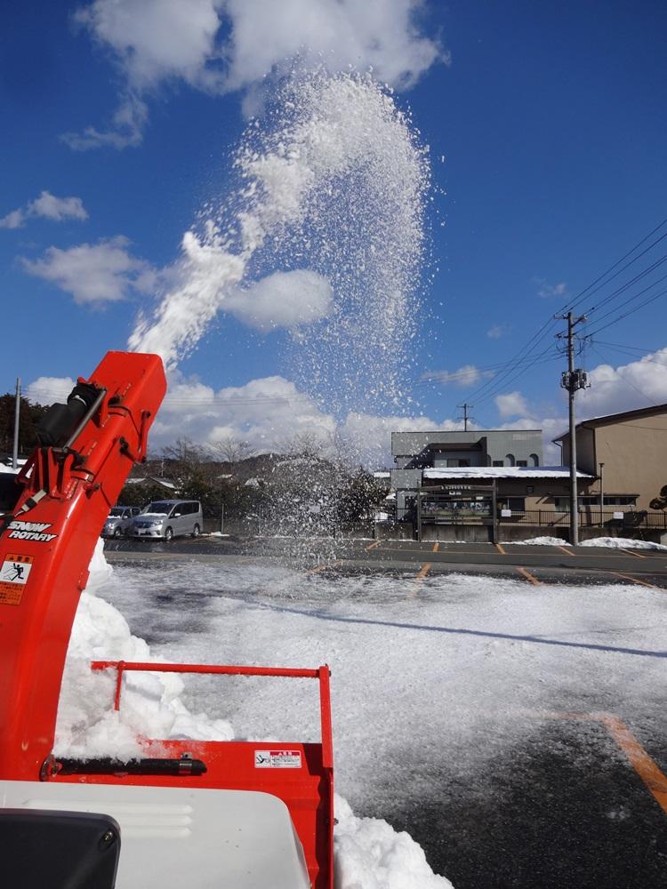 OH雪 うんざり_c0111229_19132623.jpg