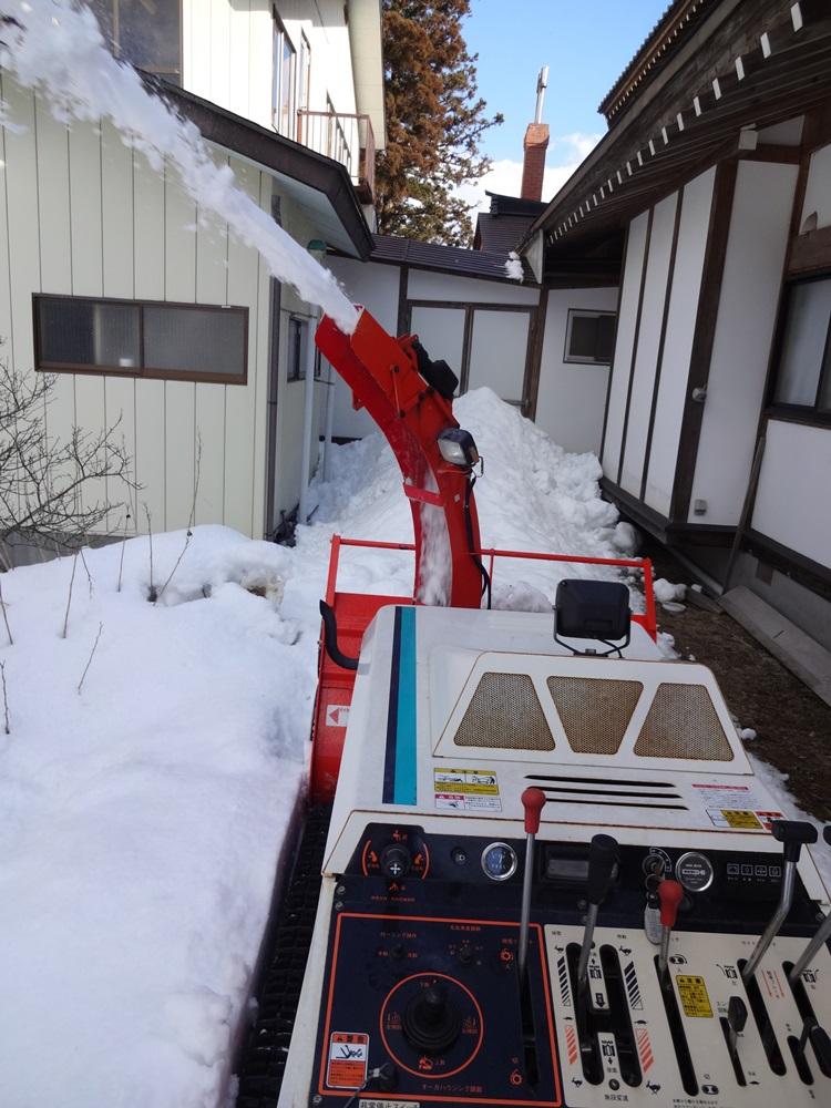 OH雪 うんざり_c0111229_1913453.jpg