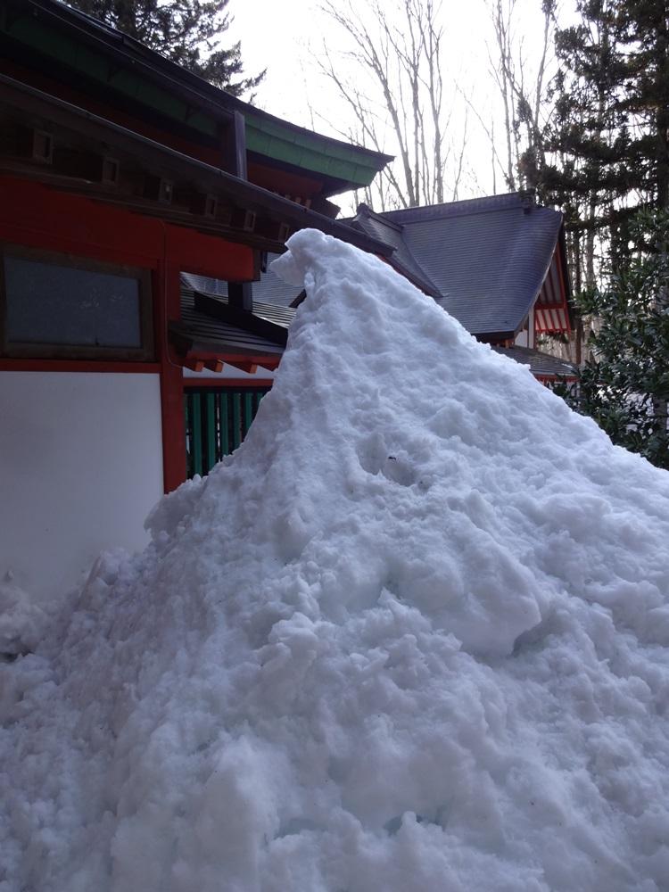 OH雪 うんざり_c0111229_19151692.jpg