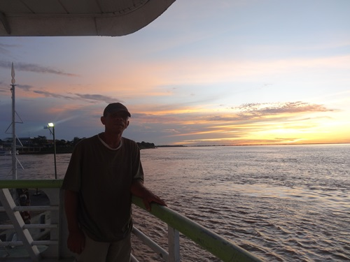 ベレン~マナウスに到着!(アマゾンクルーズ,ブラジル)_e0182138_53755100.jpg
