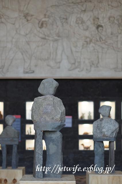 ディエゴリベラの溶岩博物館 Museo Anahuacali_a0254243_839151.jpg