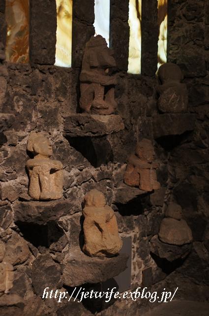 ディエゴリベラの溶岩博物館 Museo Anahuacali_a0254243_8402733.jpg