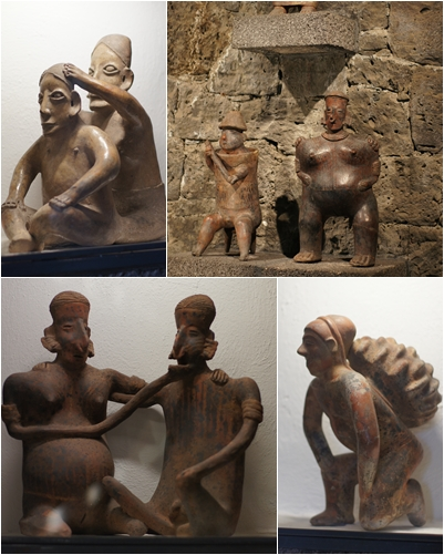 ディエゴリベラの溶岩博物館 Museo Anahuacali_a0254243_8411131.jpg