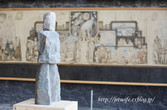 ディエゴリベラの溶岩博物館 Museo Anahuacali_a0254243_8462483.jpg