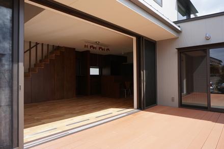 『プールサイドの家』 オープンハウスの見どころ3_e0197748_154858.jpg