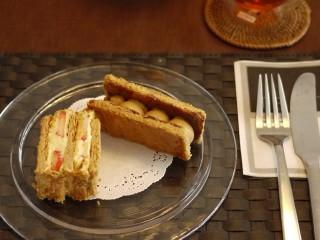 パルケ先生2月cake class『ミルフィーユ2種』 _e0159185_10224854.jpg