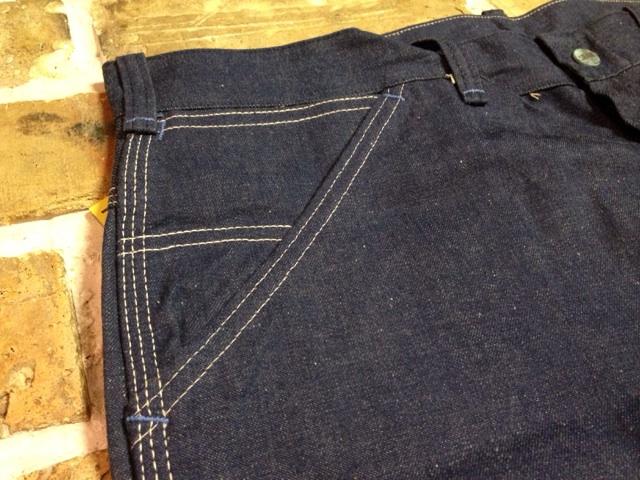 神戸店3/26(水)MidWestヴィンテージ入荷!#1 DeadStock DoubleKnee Denim Painter Pants!!!(T.W.)_c0078587_15131732.jpg