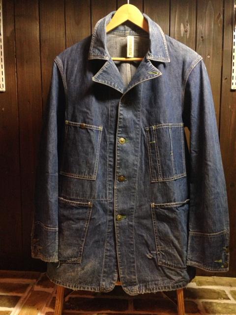 神戸店3/26(水)MidWestヴィンテージ入荷!#1 DeadStock DoubleKnee Denim Painter Pants!!!(T.W.)_c0078587_1517974.jpg