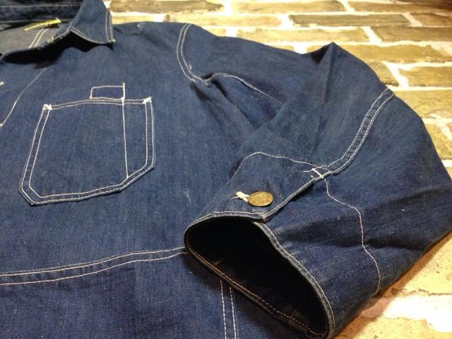 神戸店3/26(水)MidWestヴィンテージ入荷!#1 DeadStock DoubleKnee Denim Painter Pants!!!(T.W.)_c0078587_1541762.jpg