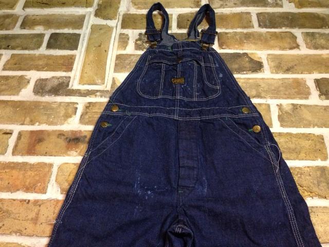 神戸店3/26(水)MidWestヴィンテージ入荷!#1 DeadStock DoubleKnee Denim Painter Pants!!!(T.W.)_c0078587_15453263.jpg