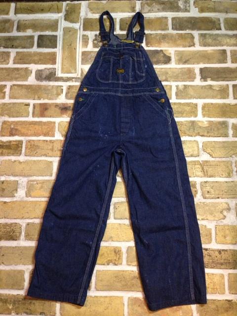 神戸店3/26(水)MidWestヴィンテージ入荷!#1 DeadStock DoubleKnee Denim Painter Pants!!!(T.W.)_c0078587_15454027.jpg
