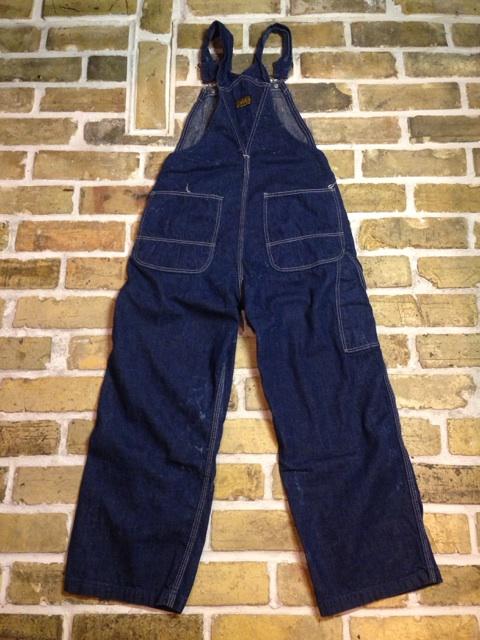 神戸店3/26(水)MidWestヴィンテージ入荷!#1 DeadStock DoubleKnee Denim Painter Pants!!!(T.W.)_c0078587_15461877.jpg