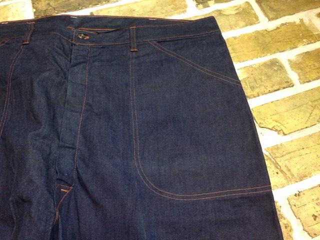 神戸店3/26(水)MidWestヴィンテージ入荷!#1 DeadStock DoubleKnee Denim Painter Pants!!!(T.W.)_c0078587_15464385.jpg