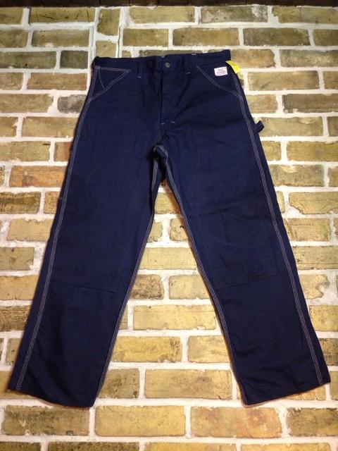 神戸店3/26(水)MidWestヴィンテージ入荷!#1 DeadStock DoubleKnee Denim Painter Pants!!!(T.W.)_c0078587_1565683.jpg